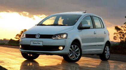 2009 Volkswagen Fox 8