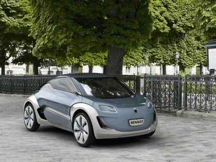 2009 Renault Zoe Z.E. concept 8