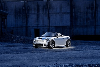 2009 Mini Roadster concept 11