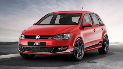 2009 Volkswagen Polo (6R0) by ABT 4