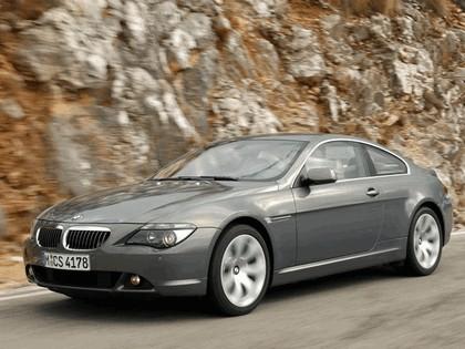2004 BMW 645 ci 1