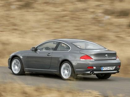 2004 BMW 645 ci 4