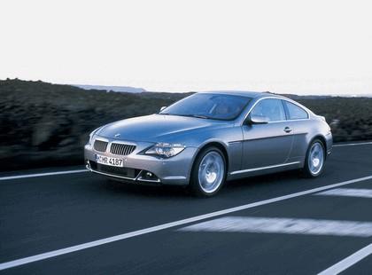 2004 BMW 645 ci 8