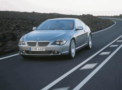 2004 BMW 645 ci 9
