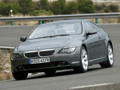 2004 BMW 645 ci 11