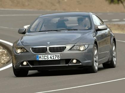2004 BMW 645 ci 12