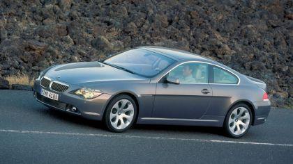 2004 BMW 645 ci 6