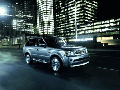 2009 Land Rover Range Rover Sport Autobiography 1