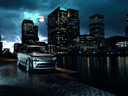 2009 Land Rover Range Rover Sport Autobiography 2