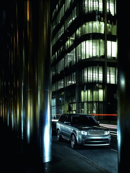 2009 Land Rover Range Rover Sport Autobiography 4
