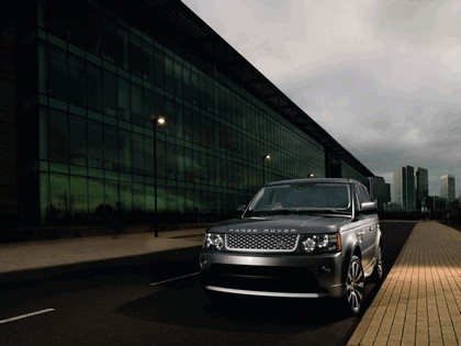 2009 Land Rover Range Rover Sport Autobiography 6
