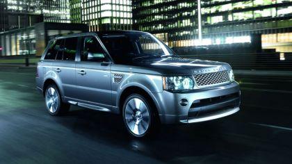 2009 Land Rover Range Rover Sport Autobiography 9