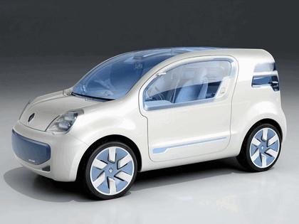 2009 Renault Kangoo Z.E. concept 1