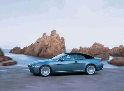 2004 BMW 645 ci cabrio 1