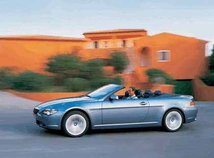 2004 BMW 645 ci cabrio 7