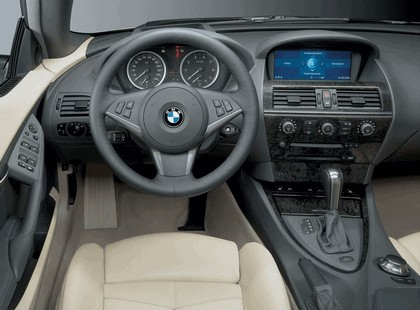 2004 BMW 645 ci cabrio 8