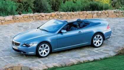 2004 BMW 645 ci cabrio 6