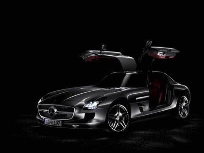 2010 Mercedes-Benz SLS AMG 8