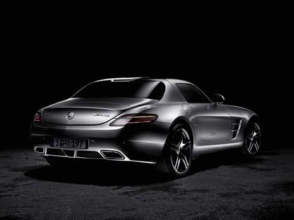 2010 Mercedes-Benz SLS AMG 11