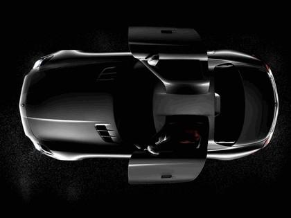 2010 Mercedes-Benz SLS AMG 14