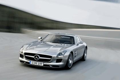 2010 Mercedes-Benz SLS AMG 48