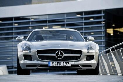 2010 Mercedes-Benz SLS AMG 49