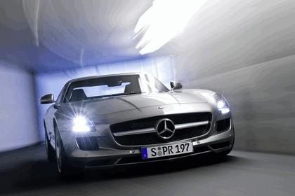 2010 Mercedes-Benz SLS AMG 50