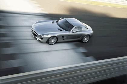 2010 Mercedes-Benz SLS AMG 55