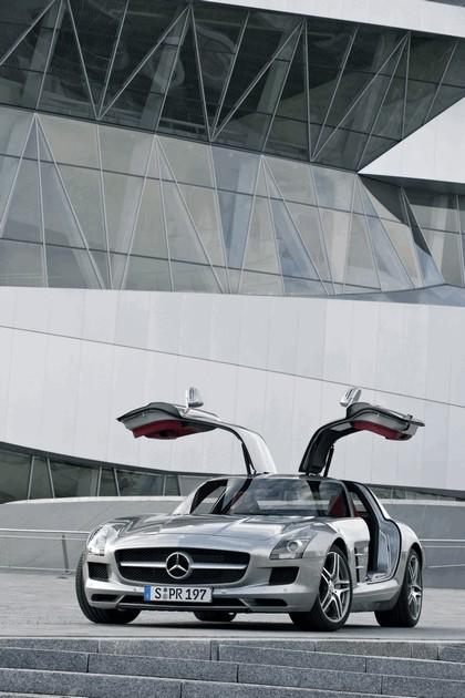 2010 Mercedes-Benz SLS AMG 60