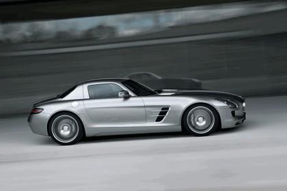 2010 Mercedes-Benz SLS AMG 63