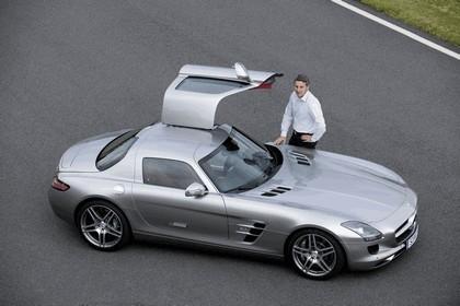 2010 Mercedes-Benz SLS AMG 69
