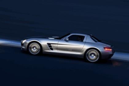 2010 Mercedes-Benz SLS AMG 72
