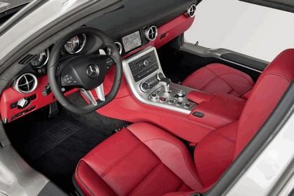 2010 Mercedes-Benz SLS AMG 77
