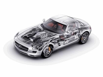 2010 Mercedes-Benz SLS AMG 93