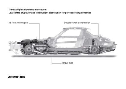 2010 Mercedes-Benz SLS AMG 98