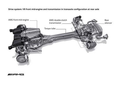 2010 Mercedes-Benz SLS AMG 100