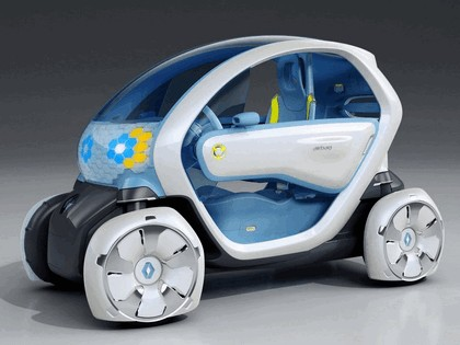 2009 Renault Twizy Z.E. concept 1