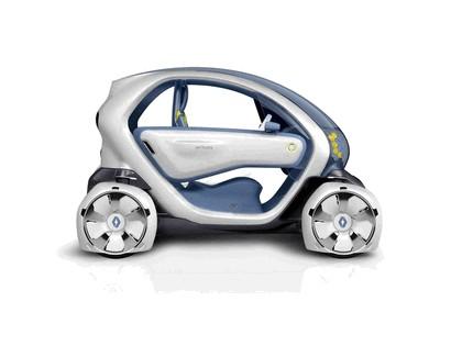2009 Renault Twizy Z.E. concept 2