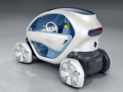 2009 Renault Twizy Z.E. concept 3