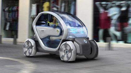 2009 Renault Twizy Z.E. concept 9