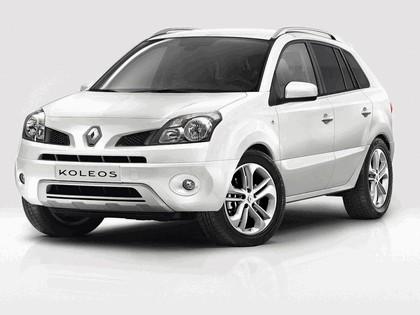 2009 Renault Koleos White Edition 1