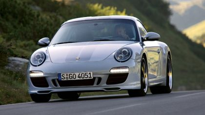 2009 Porsche 911 ( 997 ) Sport Classic 7