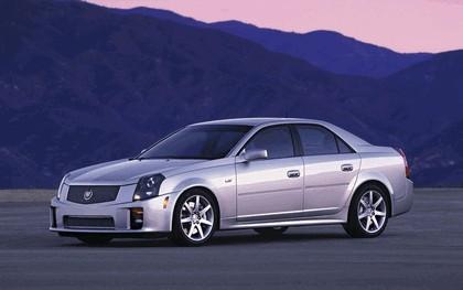 2004 Cadillac CTS-V 3