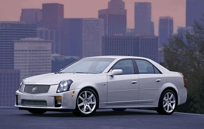 2004 Cadillac CTS-V 4