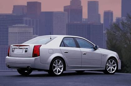 2004 Cadillac CTS-V 5