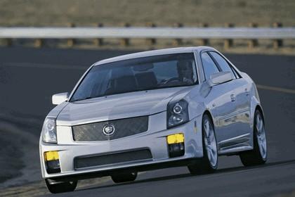2004 Cadillac CTS-V 8