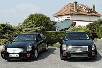 2004 Cadillac CTS-V 10