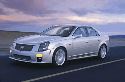 2004 Cadillac CTS-V 16