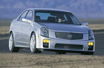 2004 Cadillac CTS-V 17