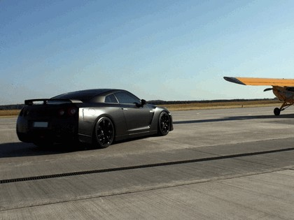2009 Nissan GT-R R35 by Avus Performance 3